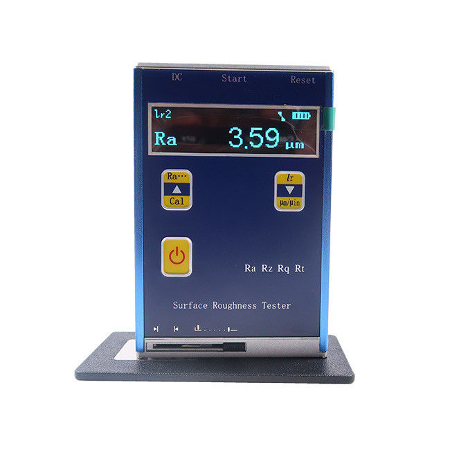 Laser Roughness Tester / Roughness Testing Machine 3.7v Li Ion Battery Support